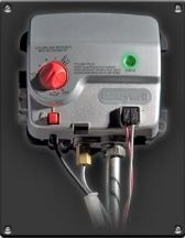 Smart Gas Valve & Thermostatic Control